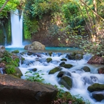 Nahal,Hermon,Nature,Reserve,(banias),-,The,Largest,,Most,Powerful