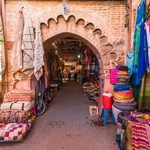Souvenirs,On,The,Old,Arabic,Market
