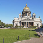 Russia, St Petersburg - St Isaac's Cathedral