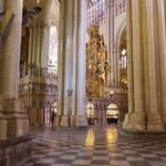 Interior,Of,Saint,Mary,Cathedral,In,Toledo,Spain,-,Religion