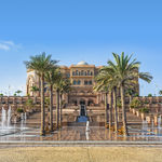 United Arab Emirates, Abu Dhabi - Emirates Palace