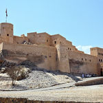 Oman, excursion from Muscat - Nakhl Fort