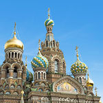 Russia, St Petersburg - Spilled Blood Cathedral